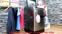 bảo hành máy giặt LG quận Cầu Giấy