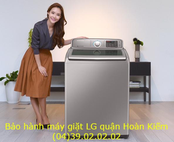 trung tâm bảo hành máy giặt LG quận Hoàn Kiếm Hà nội