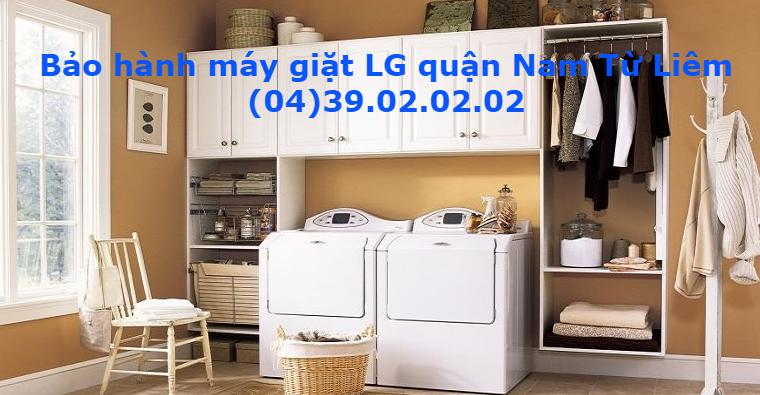 trung tâm bảo hành máy giặt LG quận nam từ liêm
