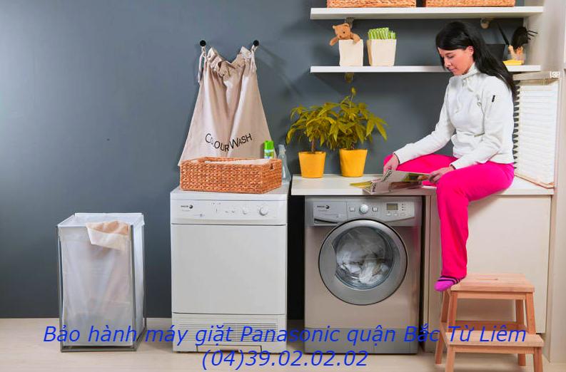 Bảo hành máy giặt Panasonic quận Bắc Từ Liêm