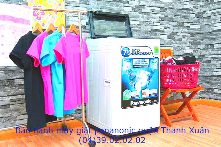 trung tâm bảo hành máy giặt panasonic quận thanh xuân