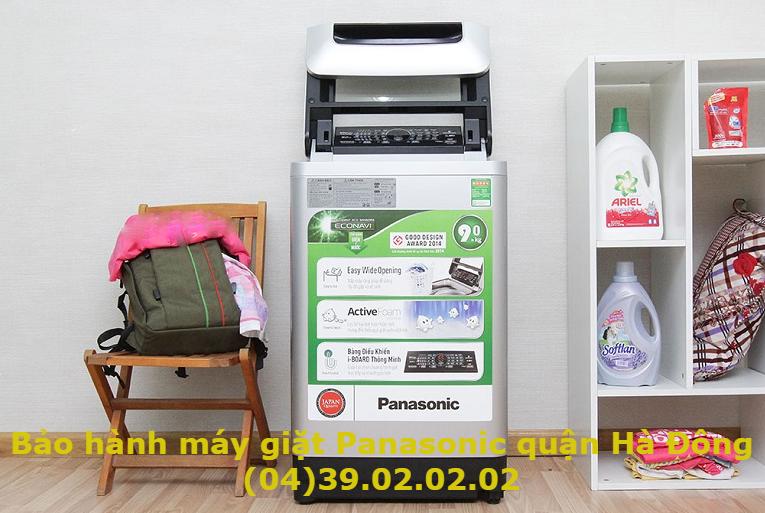Bảo hành máy giặt panasonic quận hà đông