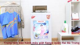 trung tâm bảo hành máy giặt sanyo quận hai bà trưng