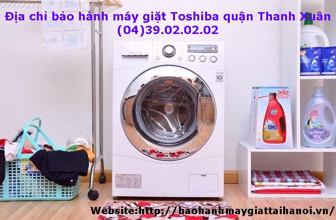 địa chỉ bảo hành máy giặt toshiba quận thanh xuân