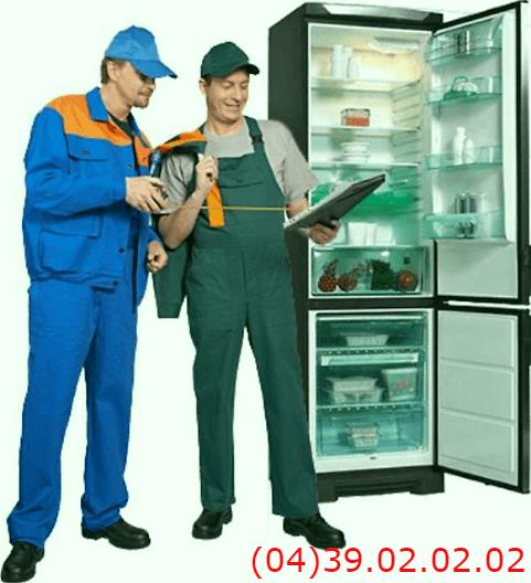 địa chỉ sửa tủ lạnh tại hà nội