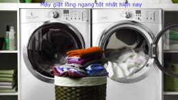 mua máy giặt lồng ngang tốt nhất hiện nay