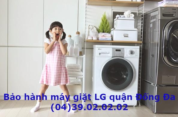 bảo hành máy giặt LG quận đống đa