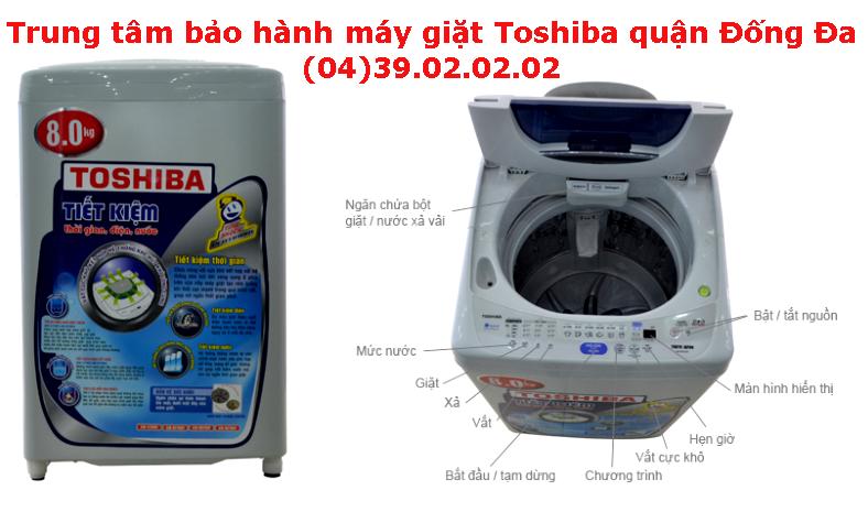 Trung tâm bảo hành máy giặt tại quận Đống đa