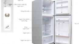 Vì sao nên sử dụng tủ lạnh hitachi