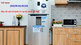 địa chỉ sửa tủ lạnh LG giá rẻ tại hà nội