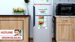 sửa tủ lạnh panasonic tại Hà Nội giá rẻ
