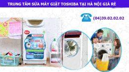 địa chỉ sửa máy giặt toshiba tại hà nội giá rẻ