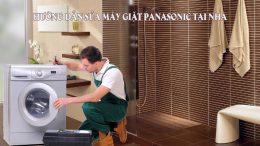 Cách sửa máy giặt panasonic tại nhà đơn giản